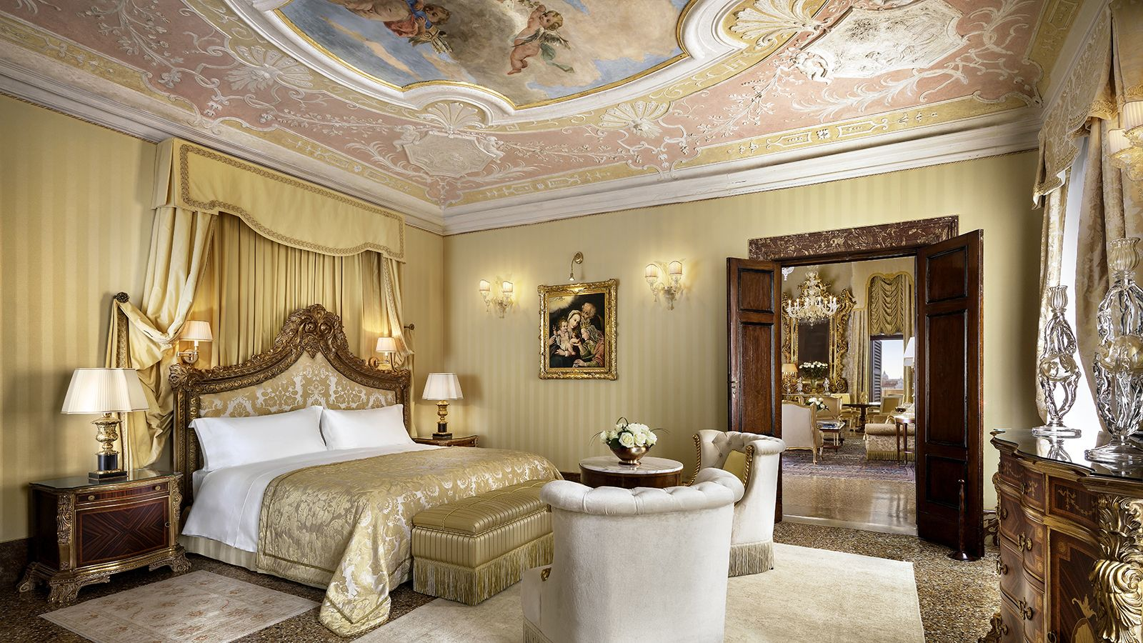 Hotel danieli a luxury collection hotel venice for Hotel design venise