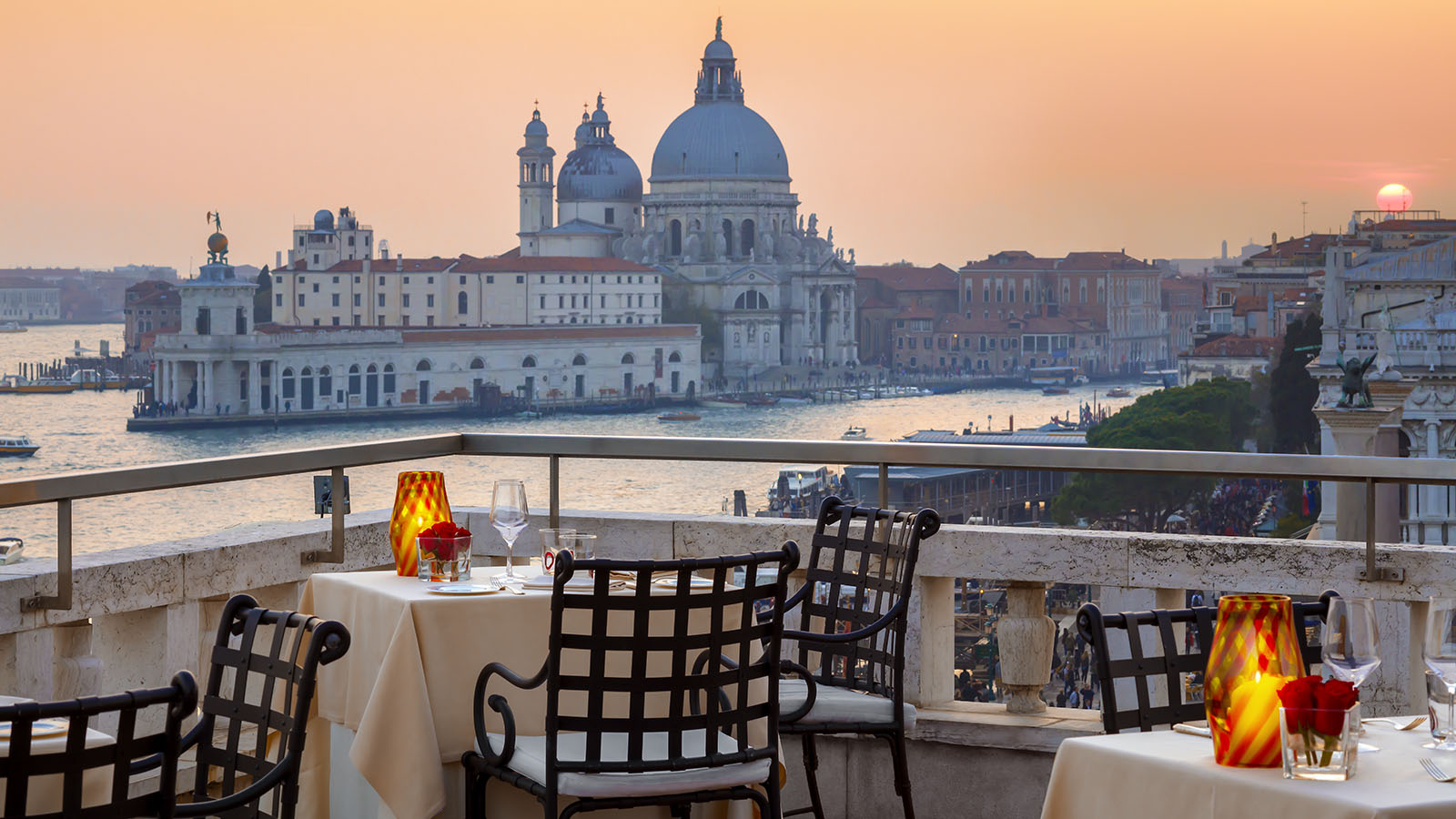 Restaurant Terrazza Danieli, Hotel Danieli, a Luxury Collection ...