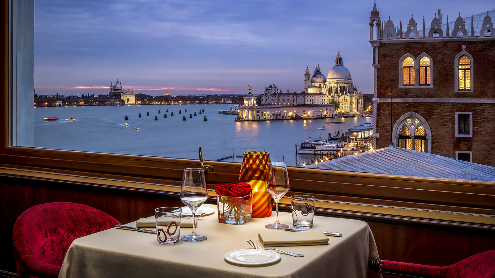 Ristorante Terrazza Danieli, Hotel Danieli, a Luxury Collection ...