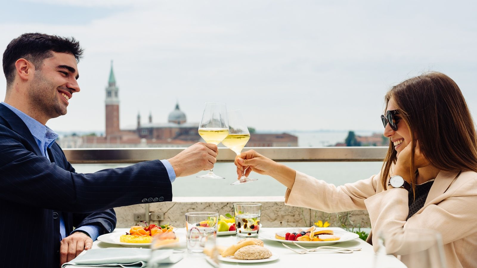 Sunday Brunch at Terrazza Danieli Venice